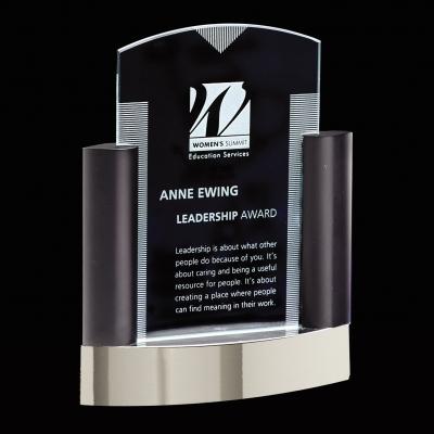 Neopolitan Crystal Award image