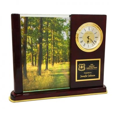 Alexa Clock image