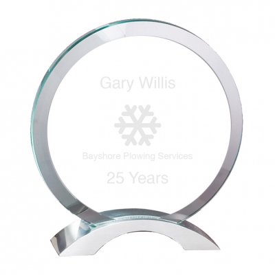 Glass Circle Award image