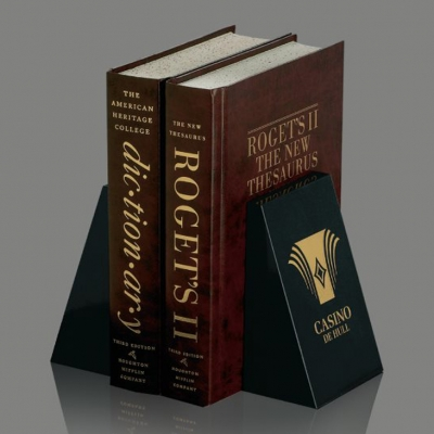 Marble Bookends image