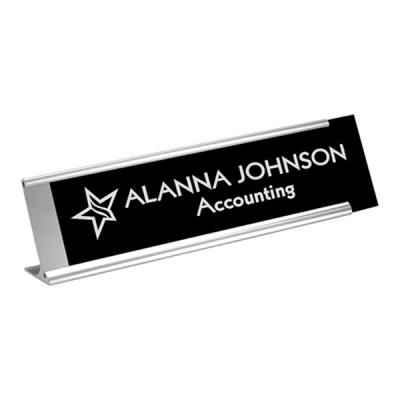 Desk Name Holder image