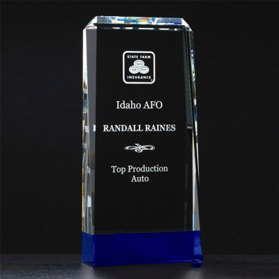 Cobalt Crystal Award image