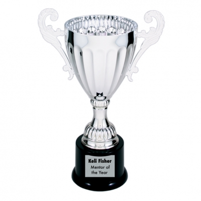 Chelsea Cup Trophy - Silver image