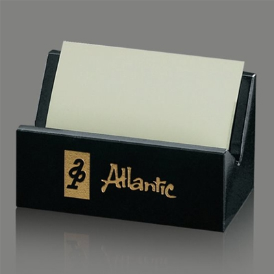 Marble Business Card Holder image
