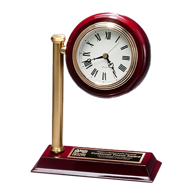Rail Station Style Desk Clock image