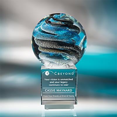Helix Swirl Award image