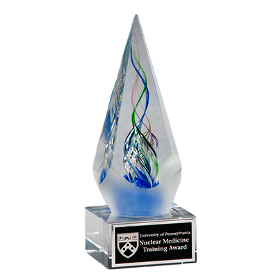 Arrow Swirl Award image