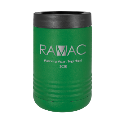 Insulated Beverage Holder with Personalization image