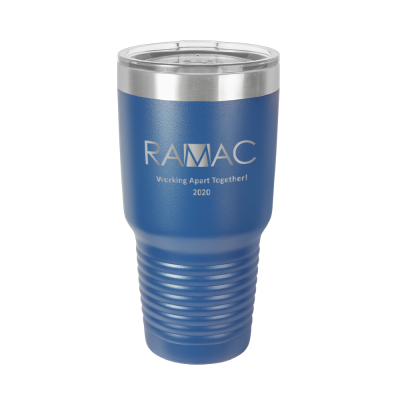 Stainless Steel Insulated 30 oz Tumbler with Personalization image