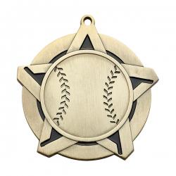 Baseball Medals image