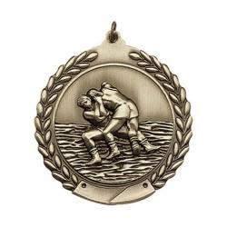 Wrestling Medals image