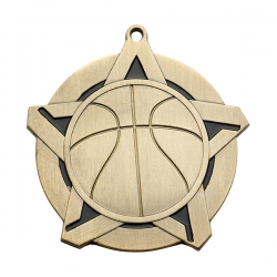 Basketball Medals image