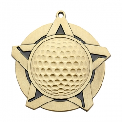 Golf Medals image