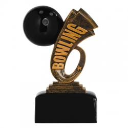 Bowling Sculpted Awards image