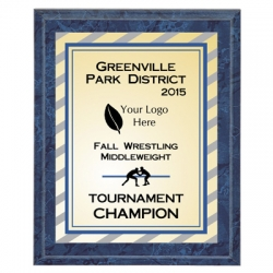 Wrestling Plaques image