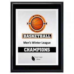 Basketball Plaques image