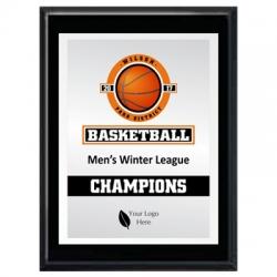 Basketball Plaques image