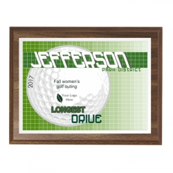 Golf Plaques image