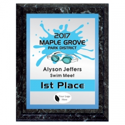 Swimming Plaques image