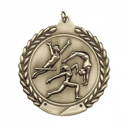 Gymnastics - Female Wreath Medal