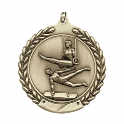 Gymnastics - Male Wreath Medal