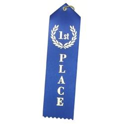 """""""1st Place"""" Stock Ribbon"""