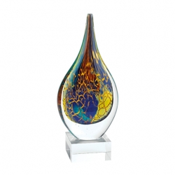 Firestorm Teardrop Artistic Award