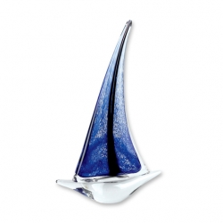 Art Glass Sailboat