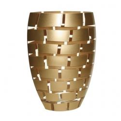 Gold Block Vase