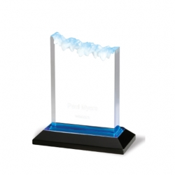 Frosted Acrylic Award