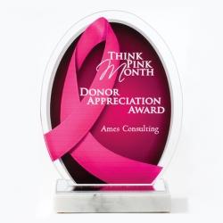 Pink Ribbon Awareness Award