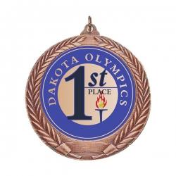 Custom Bronze Medal