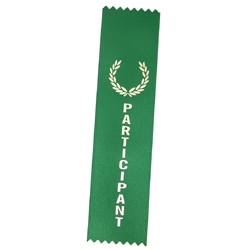 Participation Stock Flat Ribbon