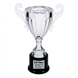 Chelsea Cup Trophy - Silver