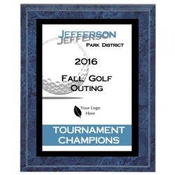 Falcon Golf Sport Plaque