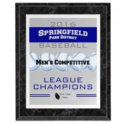 Knight Baseball Sport Plaque