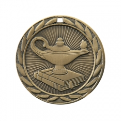 Academic Sunburst Medal