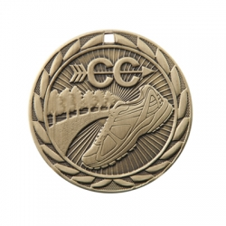 Cross Country Sunburst Medal