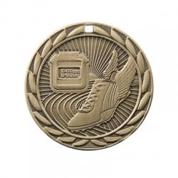 Track Sunburst Medal