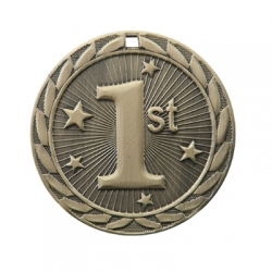 1st Place Sunburst Medal