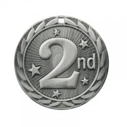 2nd Place Sunburst Medal