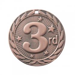 3rd Place Sunburst Medal
