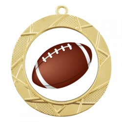 Color Sport Football Medal