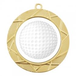 Color Sport Golf Medal