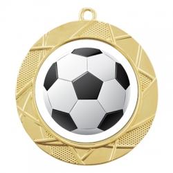 Color Sport Soccer Medal