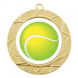 Color Sport Tennis Medal