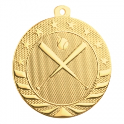 Baseball Bright Star Medal