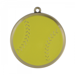 Softball Mega Medal